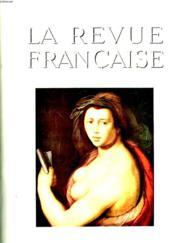 La Revue Francaise - N°100 - Couverture - Format classique