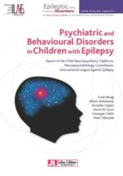 Vente livre :  Psychiatric and behavioural disorders in children with epilepsy  - Besag Franck M.C. - Franck M.C. Besag