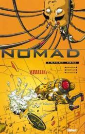 Nomad - Tome 03 - Couverture - Format classique
