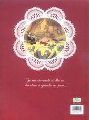 Mamette t.1 ; anges et pigeons - 4ème de couverture - Format classique