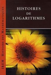 Histoires de logarithmes - Intérieur - Format classique