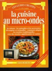 La Cuisine Micro-Ondes - Couverture - Format classique