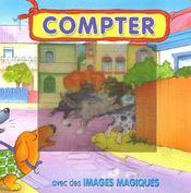 Images magiques ; compter - Couverture - Format classique