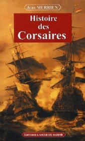 Histoire des corsaires - Couverture - Format classique