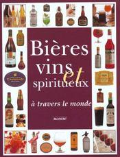 Bieres et vins spiritueux - Intérieur - Format classique