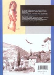 Le dessin ; crayon, sanguine, encre - 4ème de couverture - Format classique