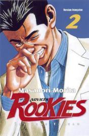 Rookies t.2 - Couverture - Format classique