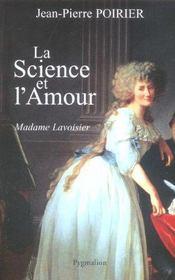 La science et l'amour, madame lavoisier - Intérieur - Format classique