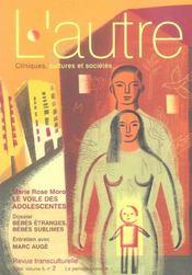 Revue L'Autre T.14 ; Bébés Etranges, Bébés Sublimes - Intérieur - Format classique
