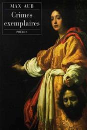 Crimes Exemplaires - Couverture - Format classique