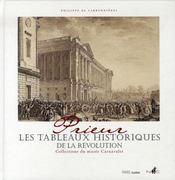 Prieur ; les tableaux historiques de la révolution - Intérieur - Format classique