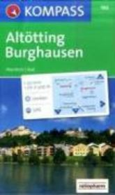 Vente livre :  Altotting Burghausen  - Collectif