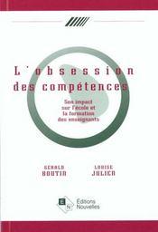 Obsession des competences (l') - Intérieur - Format classique