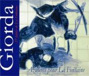 Giorda ; 27 fables de La Fontaine - Couverture - Format classique