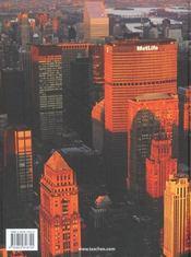 Mi-New York Interiors - 4ème de couverture - Format classique