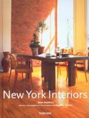 Mi-New York Interiors - Couverture - Format classique