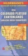 Usa - Plateaux Du Colorado - Couverture - Format classique