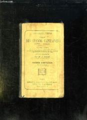 Vies Des Grands Capitaines. Caton Atticus. Nouvelle Edition. - Couverture - Format classique