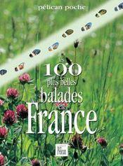 100 plus belles balades en France - Intérieur - Format classique