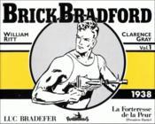 Brick Bradford t.1 ; 1938 - Couverture - Format classique