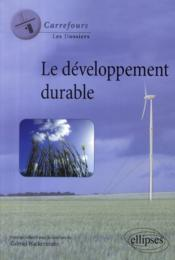 Le développement durable  - Wackermann