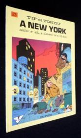 Tif Et Tondu A New-York - Couverture - Format classique