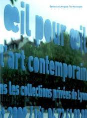 Oeil Pour Oeil - Couverture - Format classique