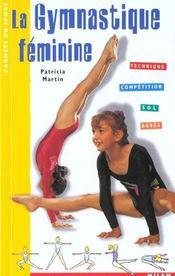 La gymnastique feminine - Intérieur - Format classique
