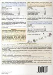Petit Guide T.226 ; Recettes De Santé - 4ème de couverture - Format classique