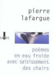 Poemes En Eau Froide Avec Saisissement Des Chairs - Intérieur - Format classique
