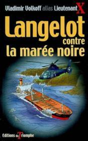 Langelot t.35 ; Langelot contre la marée noire - Couverture - Format classique