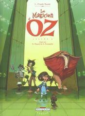 Le magicien d'Oz t.2 - Intérieur - Format classique