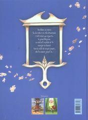Le magicien d'Oz t.2 - 4ème de couverture - Format classique