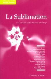 La sublimation - Intérieur - Format classique