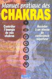 Manuel pratique des chakras - Intérieur - Format classique