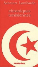 Chroniques tunisiennes - Couverture - Format classique
