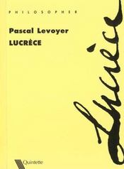 Lucrece - Intérieur - Format classique