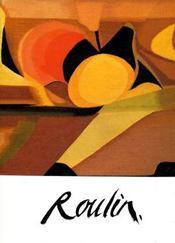 Francis Roulin. - Intérieur - Format classique