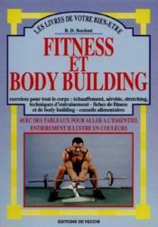 Fitness Et Body Building - Couverture - Format classique