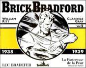 Brick Bradford t.2 ; 1938-1939 - Couverture - Format classique