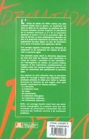 L'Ulcere De La Jambe Chez La Personne Agee - 4ème de couverture - Format classique