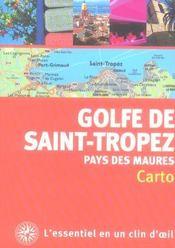 Golfe de Saint-Tropez ; pays des Maures - Intérieur - Format classique