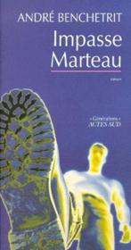Impasse Marteau - Couverture - Format classique
