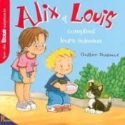 Alix et louis comptent animaux - Couverture - Format classique