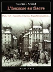 Hyacinthe et Narcisse Roquebère enquêtent t.1 ; l'homme au fiacre - Couverture - Format classique