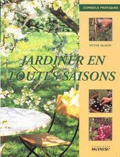 Jardiner En Toutes Saisons (Petit Format) - Intérieur - Format classique