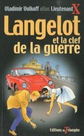 Langelot t.36 ; Langelot et la clef de guerre - Couverture - Format classique