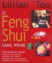 Le feng shui sans peine - Intérieur - Format classique