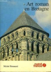 Art Roman En Bretagne - Couverture - Format classique