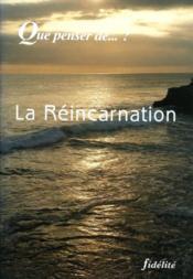 La Reincarnation - Couverture - Format classique